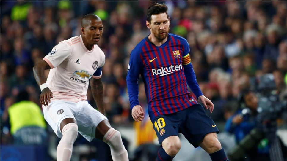 Barcelona vs Manchester United EN VIVO ONLINE: Champions League 2018-2019