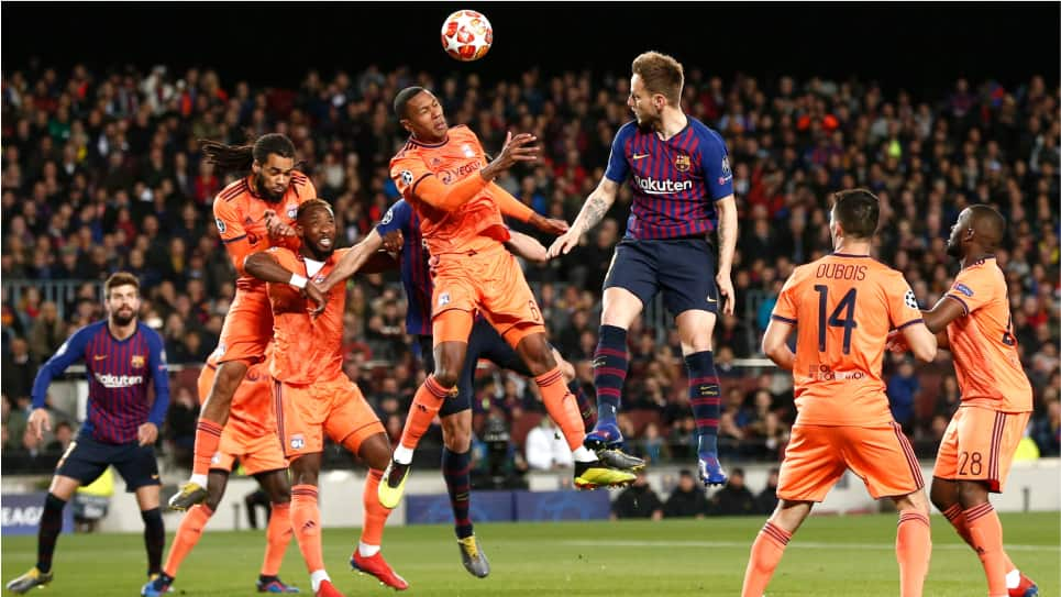 Barcelona vs Lyon EN VIVO ONLINE: Champions League 2018-2019