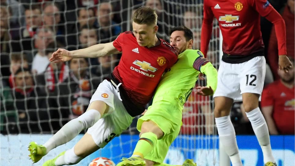 Manchester United vs Barcelona EN VIVO ONLINE: Champions League 2018-2019