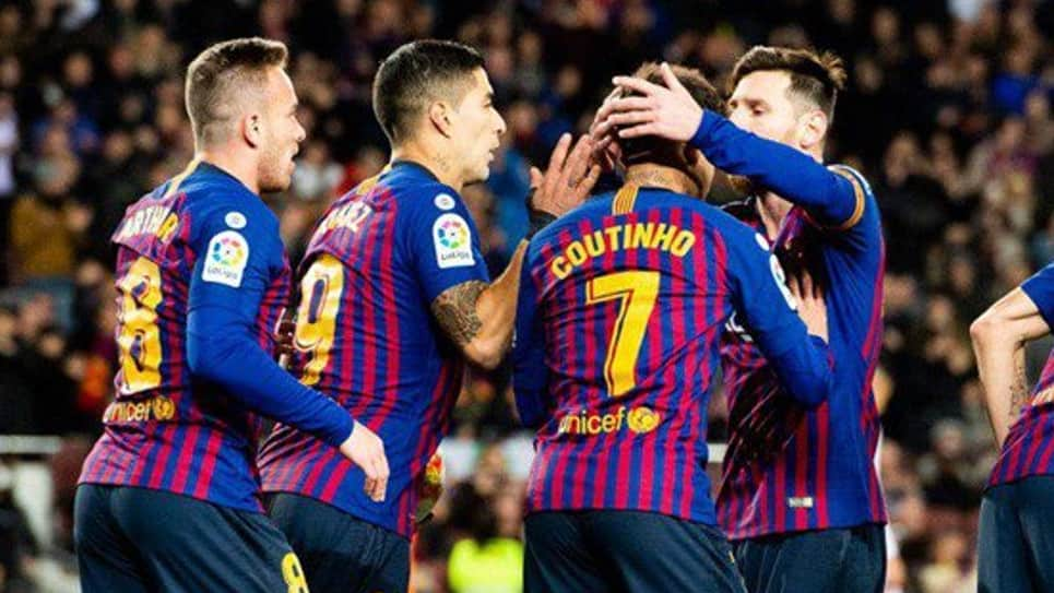 Athletic Bilbao vs Barcelona EN VIVO ONLINE: Liga Santander 2018-2019