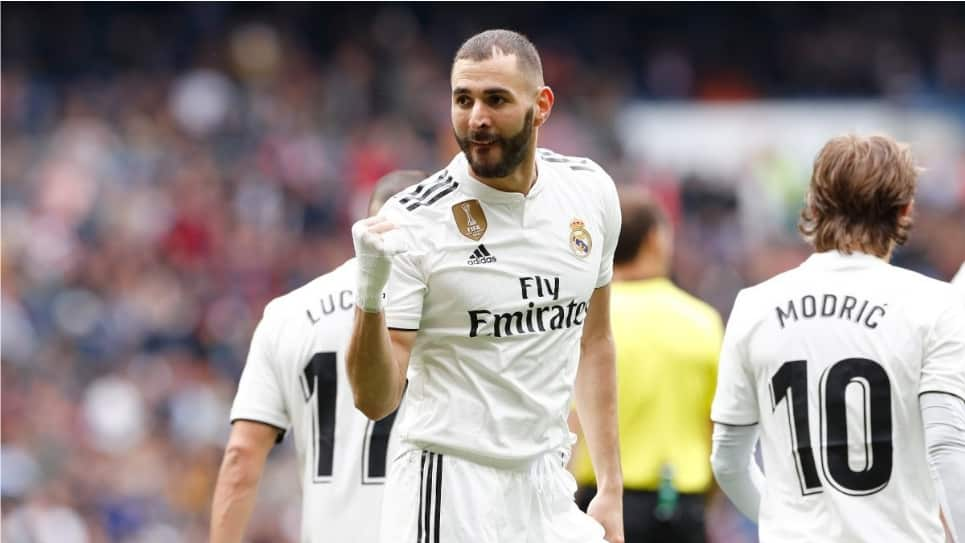 VIDEO | Real Madrid vs Athletic Bilbao, resumen y goles: Benzema marca triplete y lidera la goleada 'Merengue'