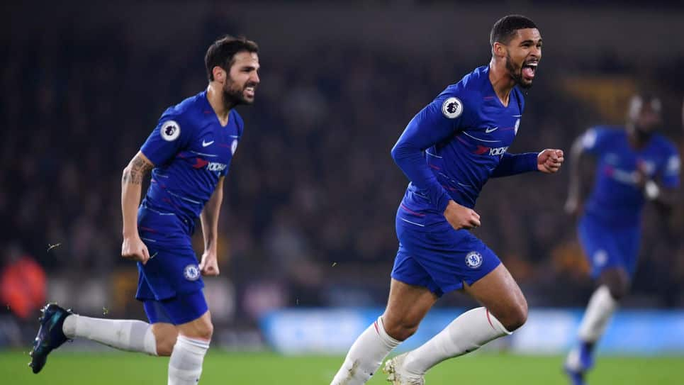 Chelsea vs Manchester City EN VIVO ONLINE: Premier League 2018-2019