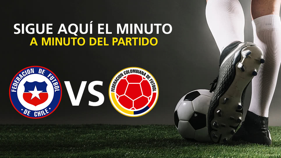 Chile vs Colombia EN VIVO ONLINE: Sudamericano Sub-20 Chile 2019