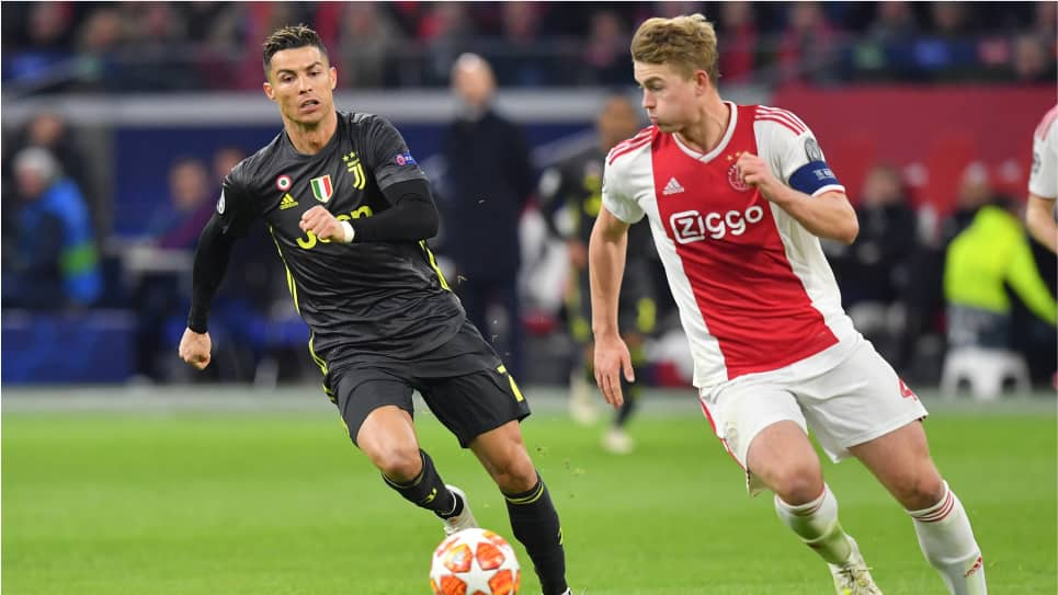 Juventus vs Ajax: Champions league 2019