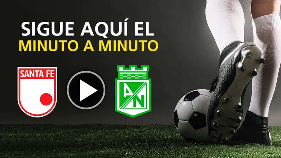 Santa Fe vs Nacional EN VIVO ONLINE: Torneo Fox Sports 2019
