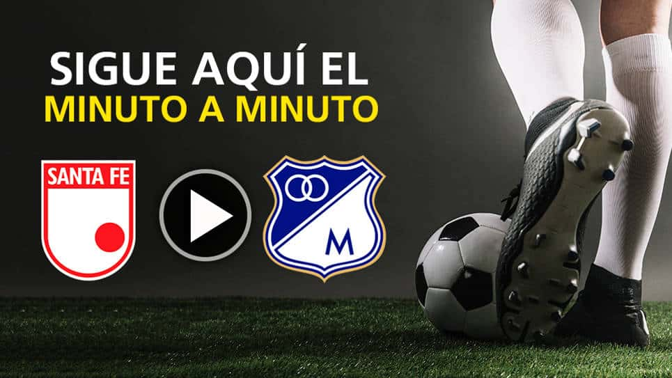 Santa Fe vs Millonarios EN VIVO ONLINE: Torneo Fox Sports 2019