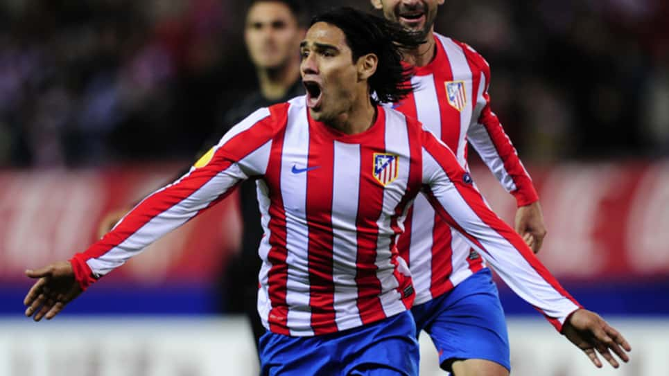 Falcao y los 4 capítulos memorables con el Atlético de Madrid