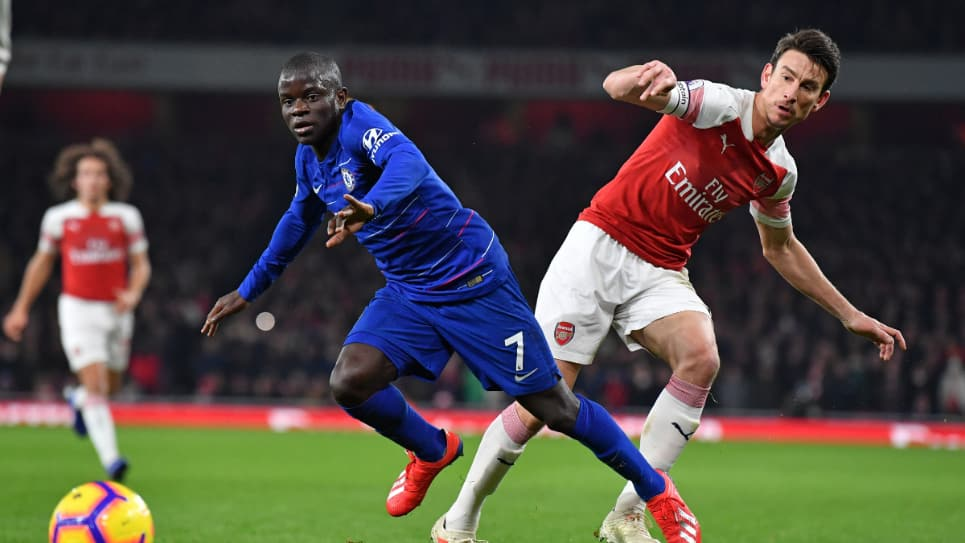 Chelsea vs Arsenal, final Europa League: derbi de Londres