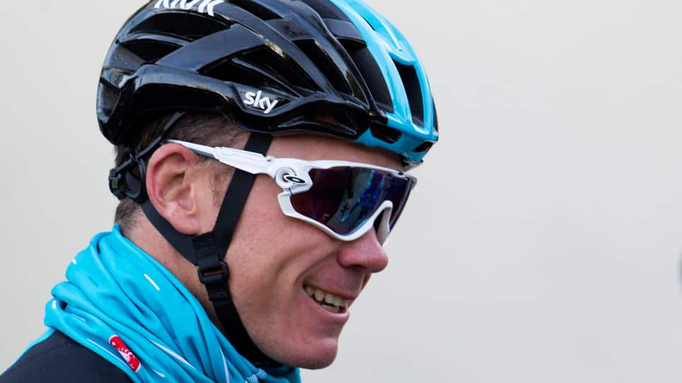 Chris Froome promete volver a Colombia