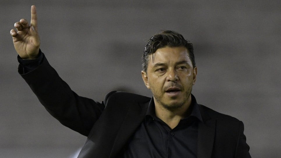 River Plate en modo Game of Thrones con Marcelo Gallardo