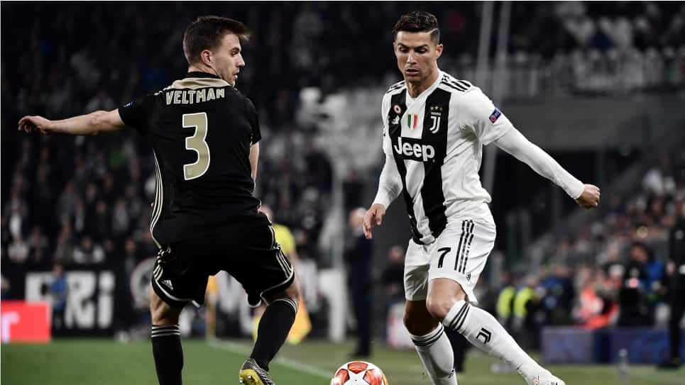 Juventus vs Ajax EN VIVO ONLINE: Champions League 2018-2019