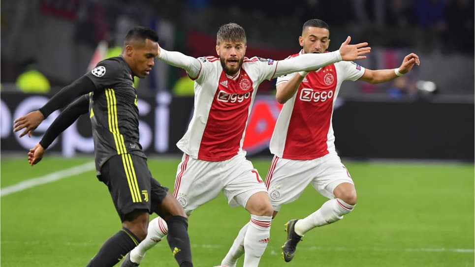 Ajax vs Juventus EN VIVO ONLINE: Champions League 2018-2019