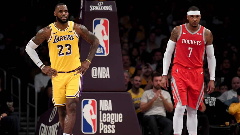 Carmelo Anthony cerca de fichar por los Lakers