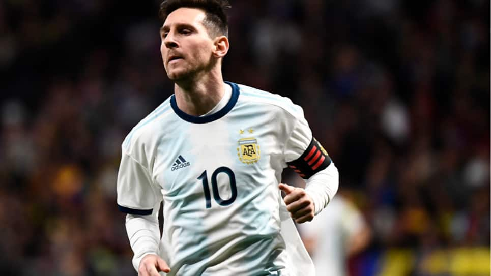 "VIDEO | Messi ""embajador mundial"" en video para exposición universal en 2020 de Dubái"