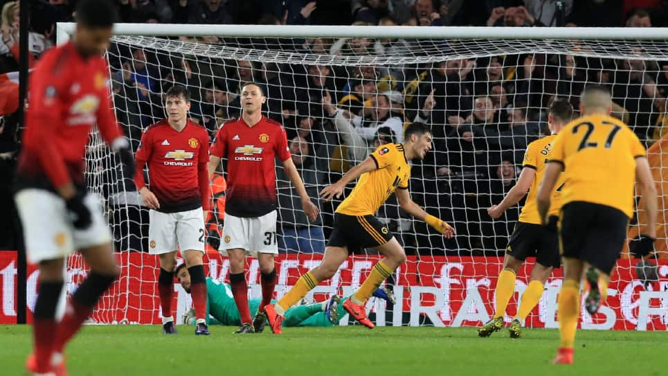 Wolves vs Manchester United: FA Cup