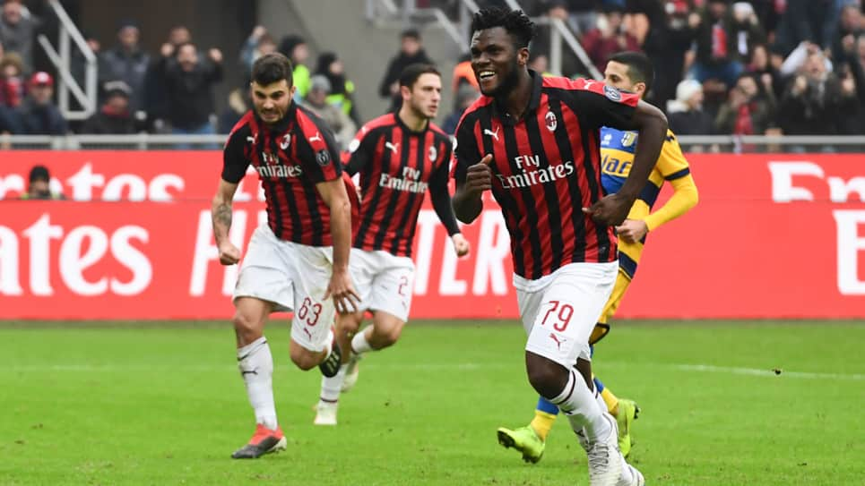 Olympiacos vs Milan EN VIVO ONLINE: Europa League 2018-2019