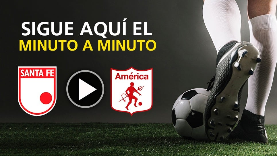 Santa Fe vs América EN VIVO ONLINE: Torneo Fox Sports 2019