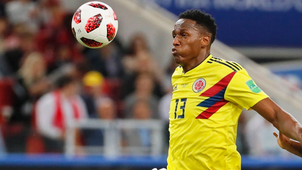 Barcelona se rinde a los pies de Yerry Mina con un emotivo video