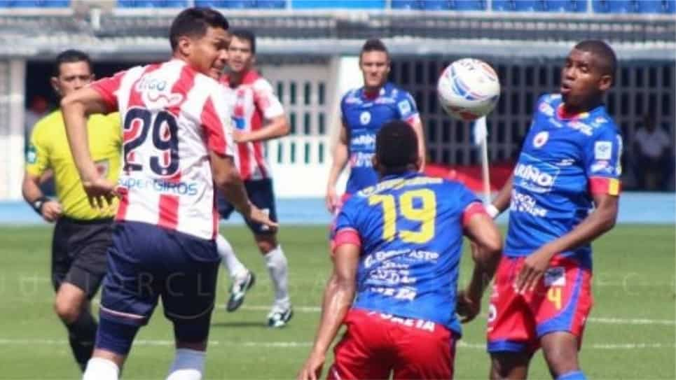 Junior vs Pasto EN VIVO ONLINE