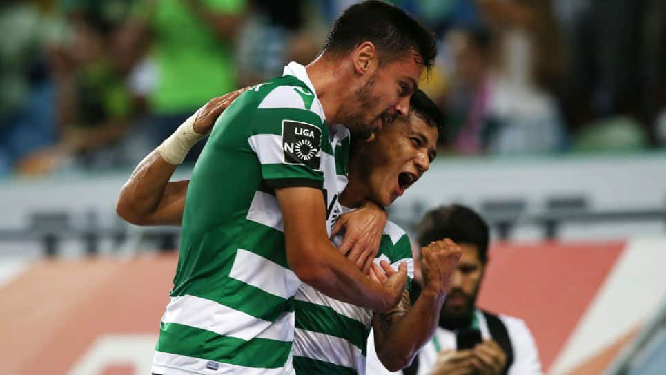 Vorskla vs Sporting EN VIVO ONLINE: Europa League 2018-2019