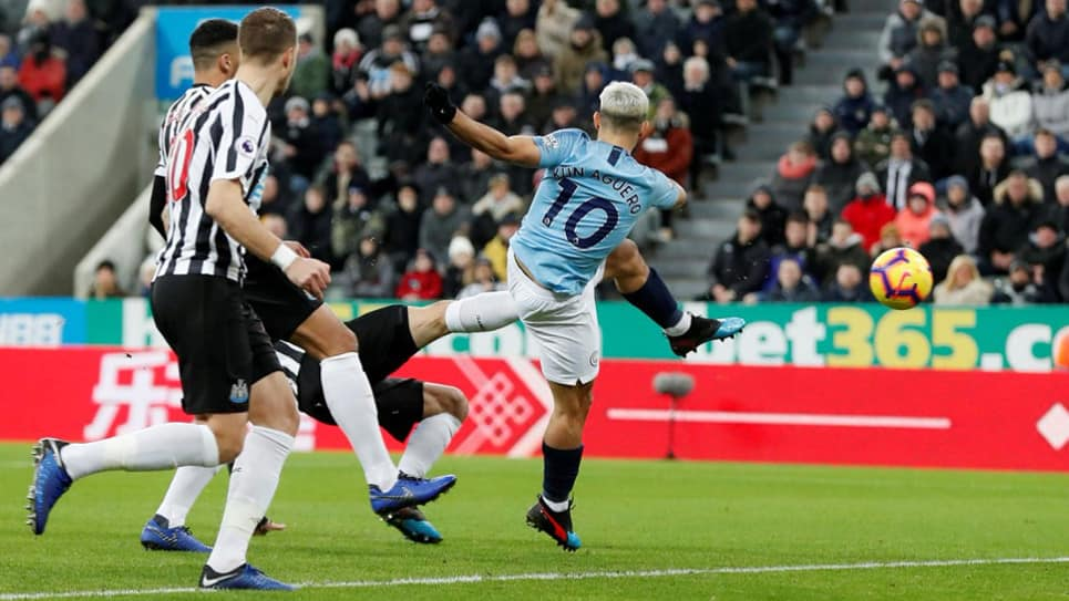 Manchester City cae ante Newcastle en la Premier League