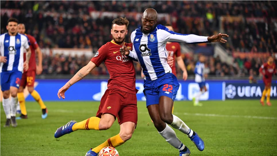 Porto vs Roma EN VIVO ONLINE: Champions League 2018 -2019