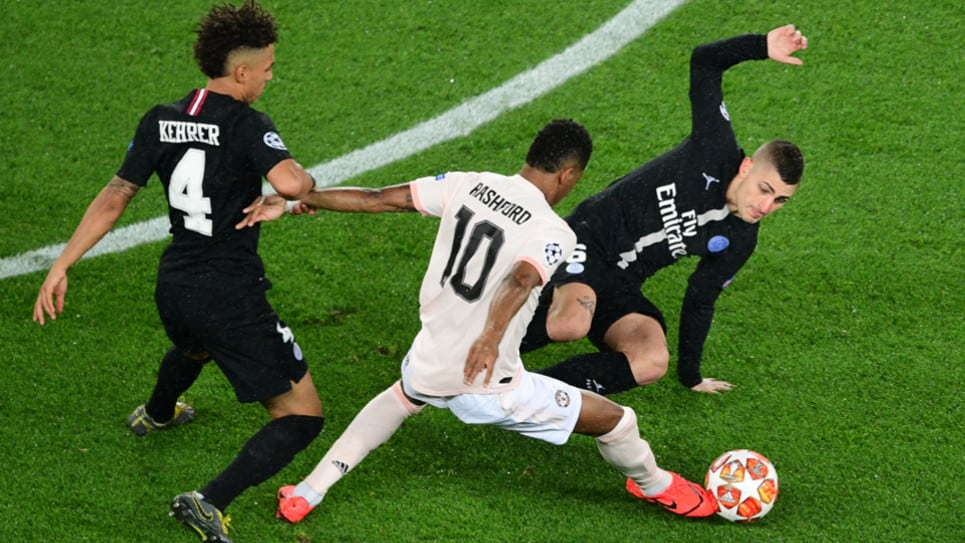 PSG vs Manchester United EN VIVO ONLINE: Champions League 2018 -2019