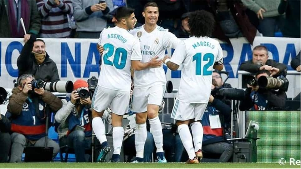 Real Madrid vs Athletic de Bilbao EN VIVO ONLINE: LaLiga