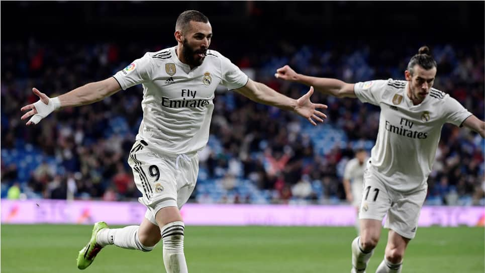 Real Madrid vs Eibar EN VIVO ONLINE: Liga Santander 2018-2019