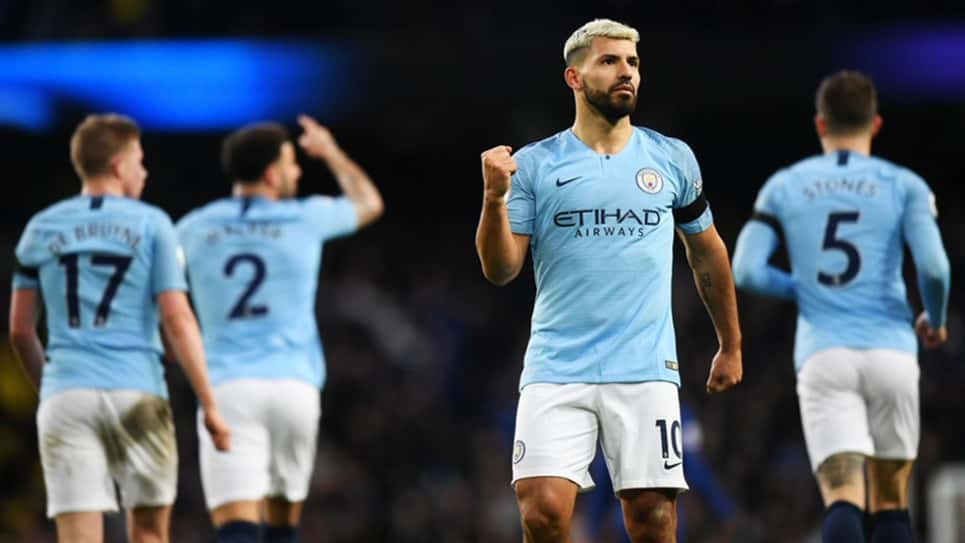 VIDEO | Goles y resumen del 6-0 del Manchester City al Chelsea en Premier League
