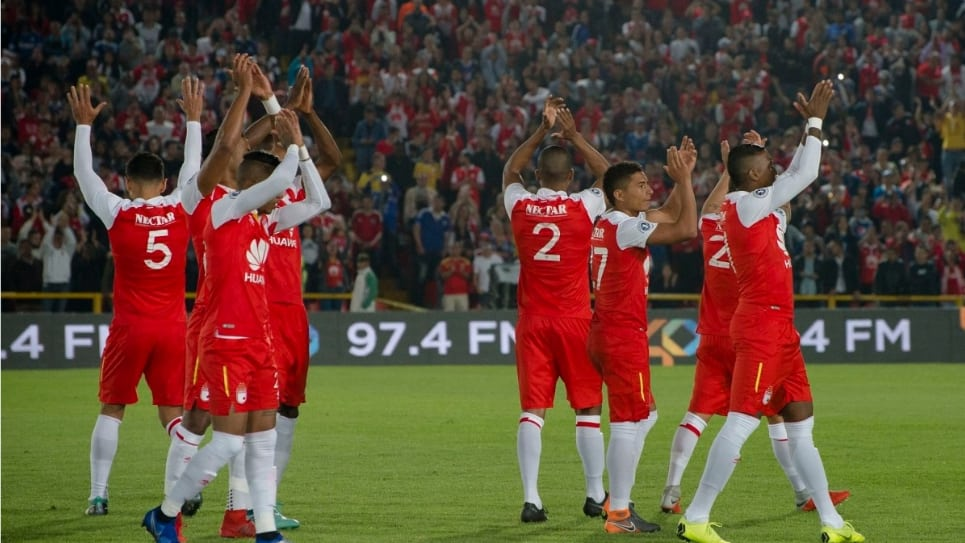 VIDEO | Santa Fe 2-1 Nacional: resumen y goles Torneo Fox Sports 2019