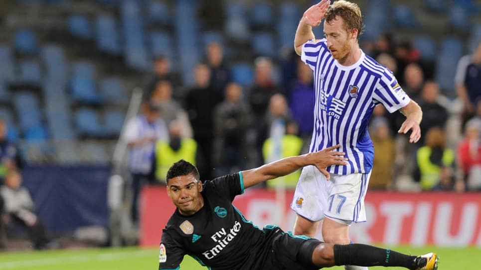 Real Sociedad vs Real Madrid EN VIVO ONLINE