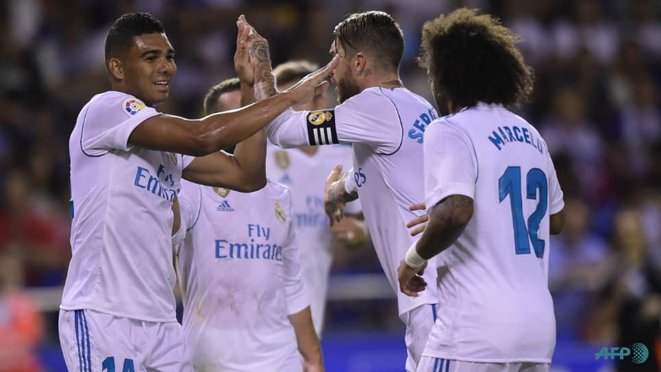 Real Madrid inicia la defensa de su corona en la Champions League