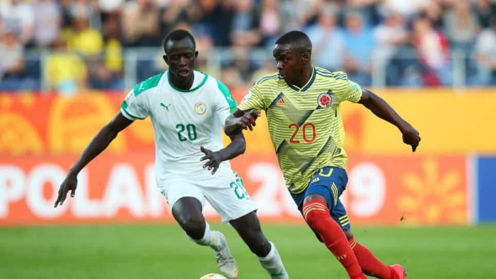 VIDEO | Senegal vs Colombia, resumen y goles. Copa Mundial Sub-20 de la FIFA Polonia 2019