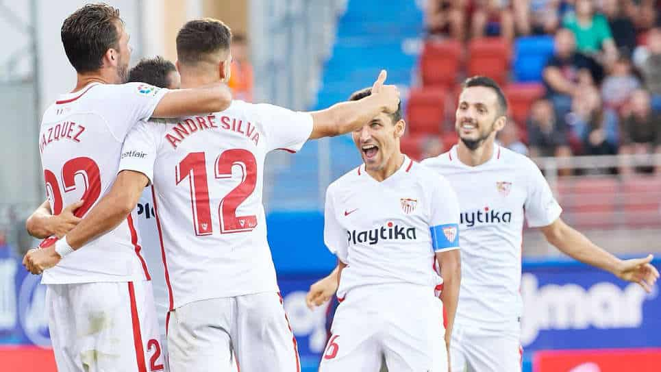 Krasnodar vs Sevilla EN VIVO ONLINE: Europa League 2018-2019