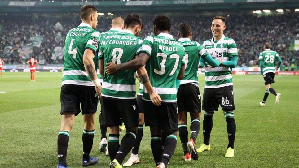 Sporting Lisboa vs Vorskla EN VIVO ONLINE: Europa League 2018-2019