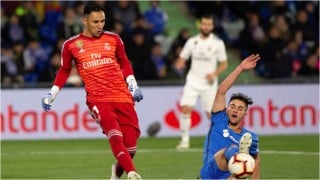 VIDEO | Getafe vs Real Madrid, resumen: Keylor Navas, figura en el decepcionante empate del 'Merengue'