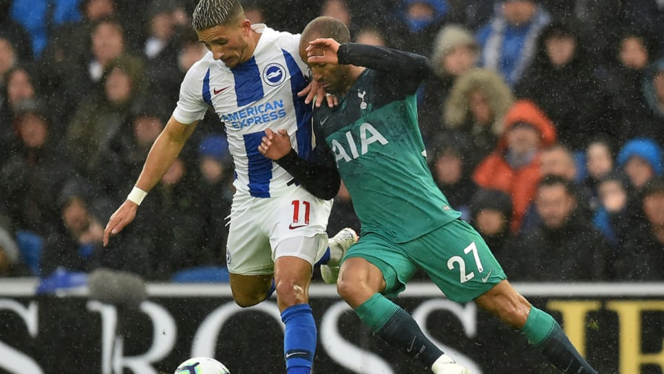 Tottenham vs Brighton EN VIVO ONLINE: Premier League