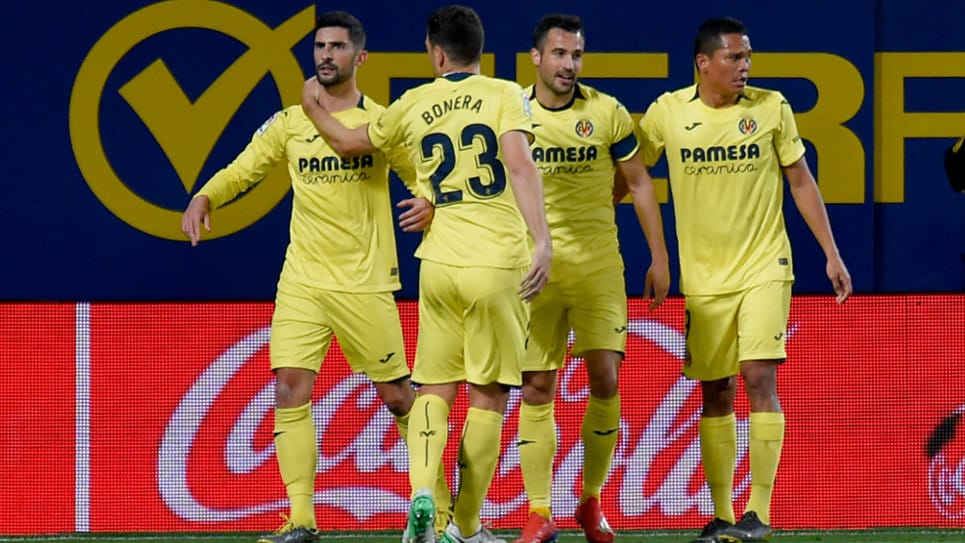 Villarreal vs Sporting Lisboa EN VIVO ONLINE: Europa League 2018-2019