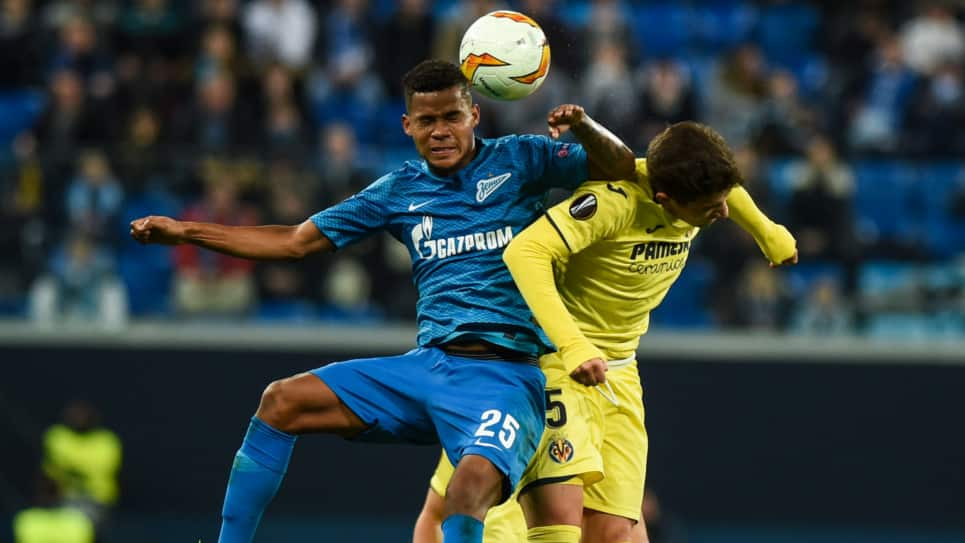 Villarreal vs Zenit EN VIVO ONLINE: Europa League 2018-2019