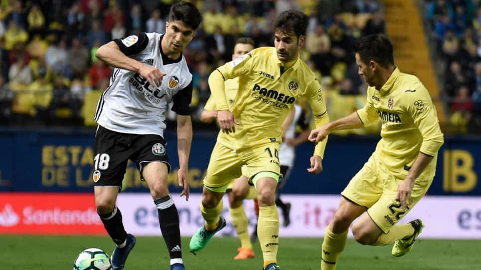 Villarreal vs Valencia EN VIVO ONLINE: Europa League 2018-2019