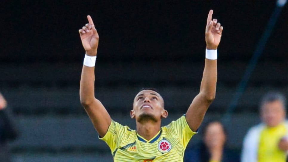 William Tesillo Selección Colombia Copa América