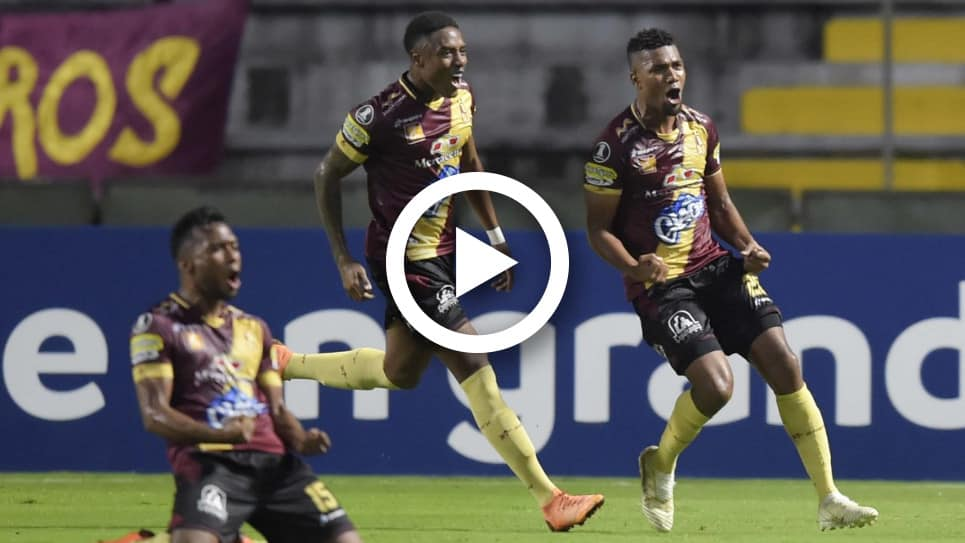 VIDEO | ¿Cómo ver el partido del Tolima ante Boca Juniors en La Bombonera por Facebook Watch?