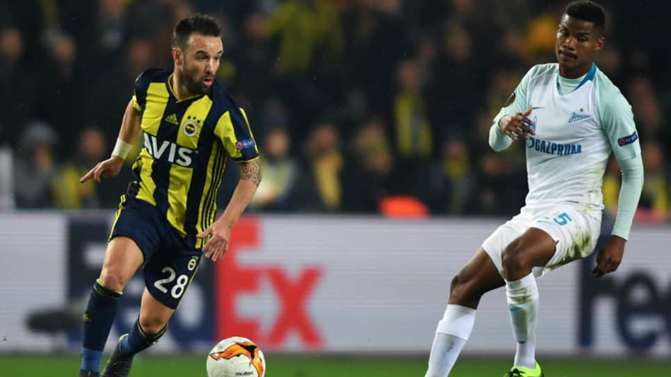 Zenit vs Fenerbahce EN VIVO ONLINE: Europa League 2018-2019