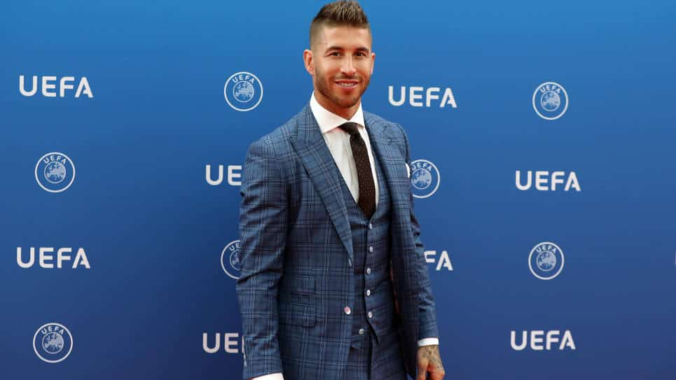 Sergio Ramos mejor central Cahmpions League