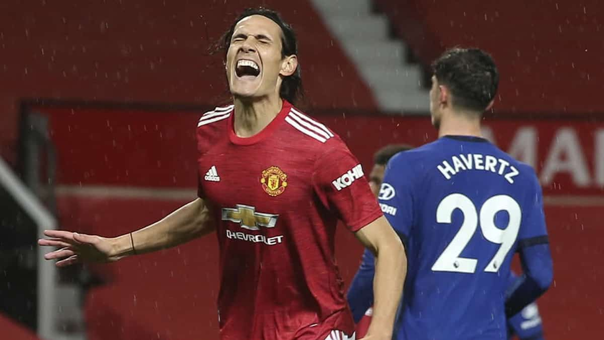 Chelsea vs Manchester United EN VIVO ONLINE: Premier League 2020-21