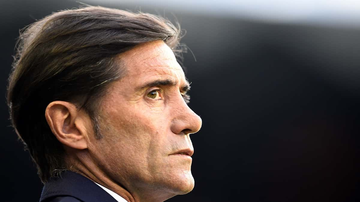 Marcelino en Athletic Club 2021 / AFP