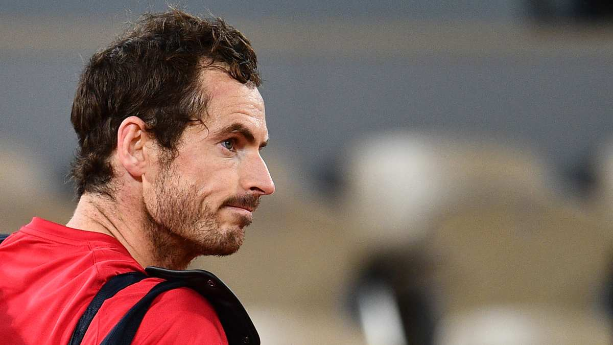 Andy Murray da positivo covid-19