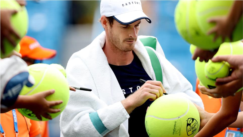 Andy Murray: es ingenuo pensar en volver a nivel top