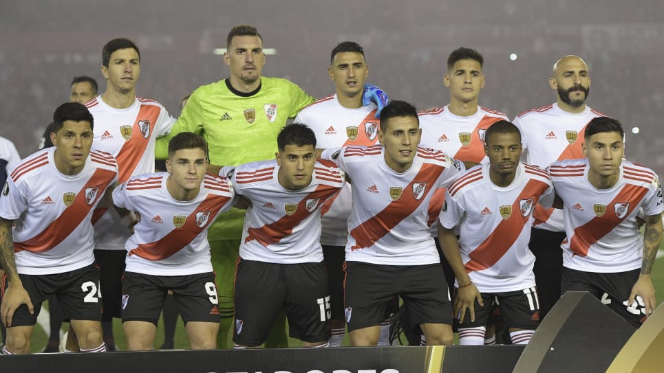 Argentinos Juniors vs River Plate EN VIVO ONLINE: Superliga Argentina 2019/2020